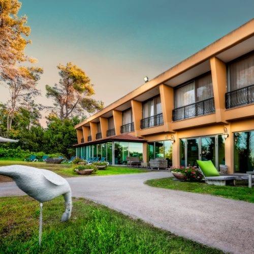 אחוזת אסיינדה ביער - מלון בצפון
