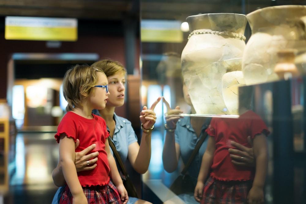 מוזיאונים ומרכזי מבקרים